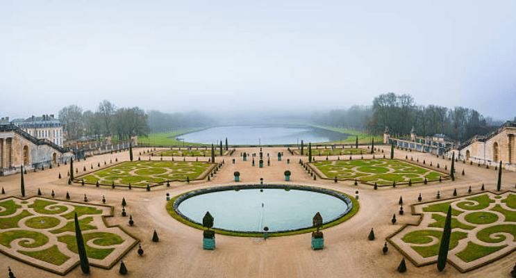 giardini più belli d'europa: versailles