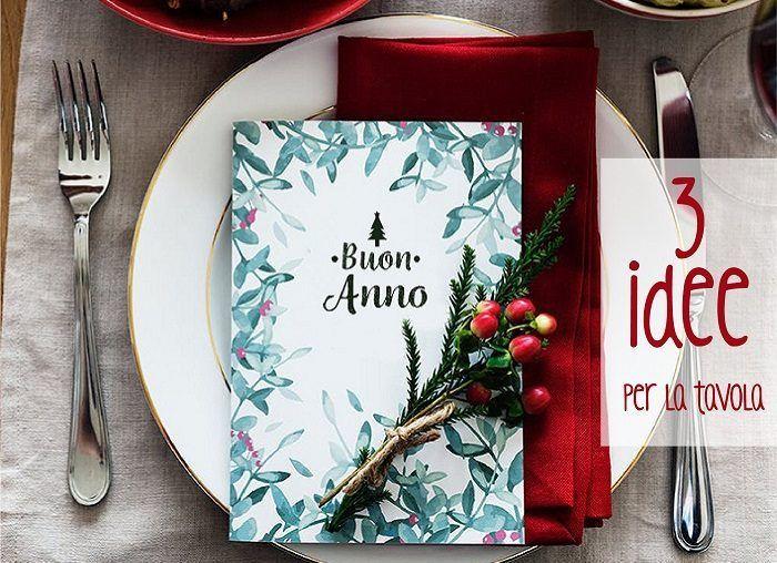 Capodanno a casa? Sorprendi i tuoi ospiti con la tavola perfetta!