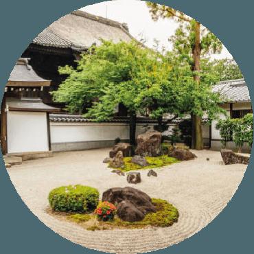 Il giardino Zen e l'architettura dello spirito