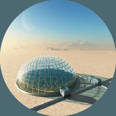Orti nello Spazio: coltivare in ambienti estremi