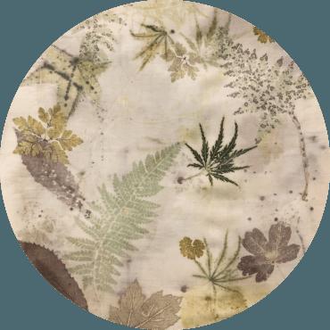 Ecoprinting – impronte dalla natura